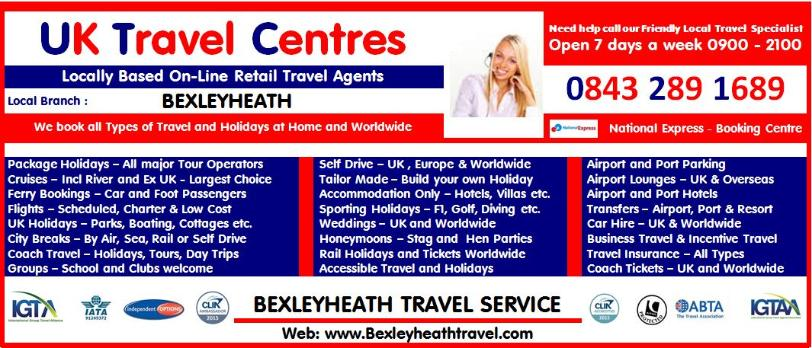 Bexleyheath Travel Service