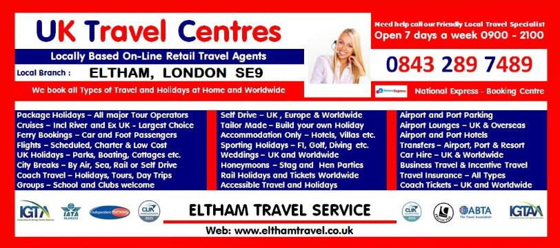 eLTHAM Travel